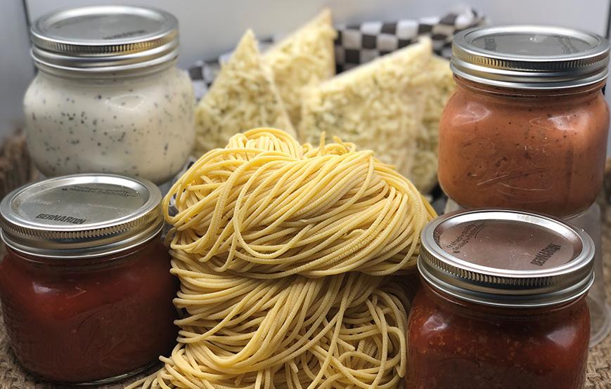 Marshall's Pasta & Sauce